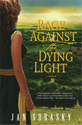 Rage Against the Dying Light book cover