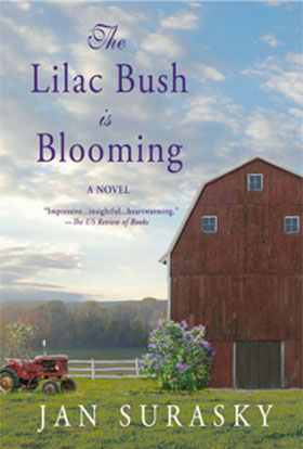The Lilac Bush is Blooming book cover