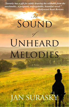 The Sound of Unheard Melodies book cover